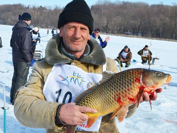 ловить рыбу в орловской области